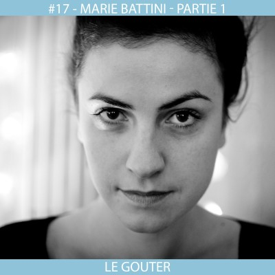 #17 - Marie Battini Part 1 cover