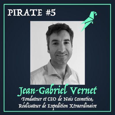 5. Jean-Gabriel Vernet - Donner du sens à sa vie avec des projets humanitaires et entrepreneuriaux. cover