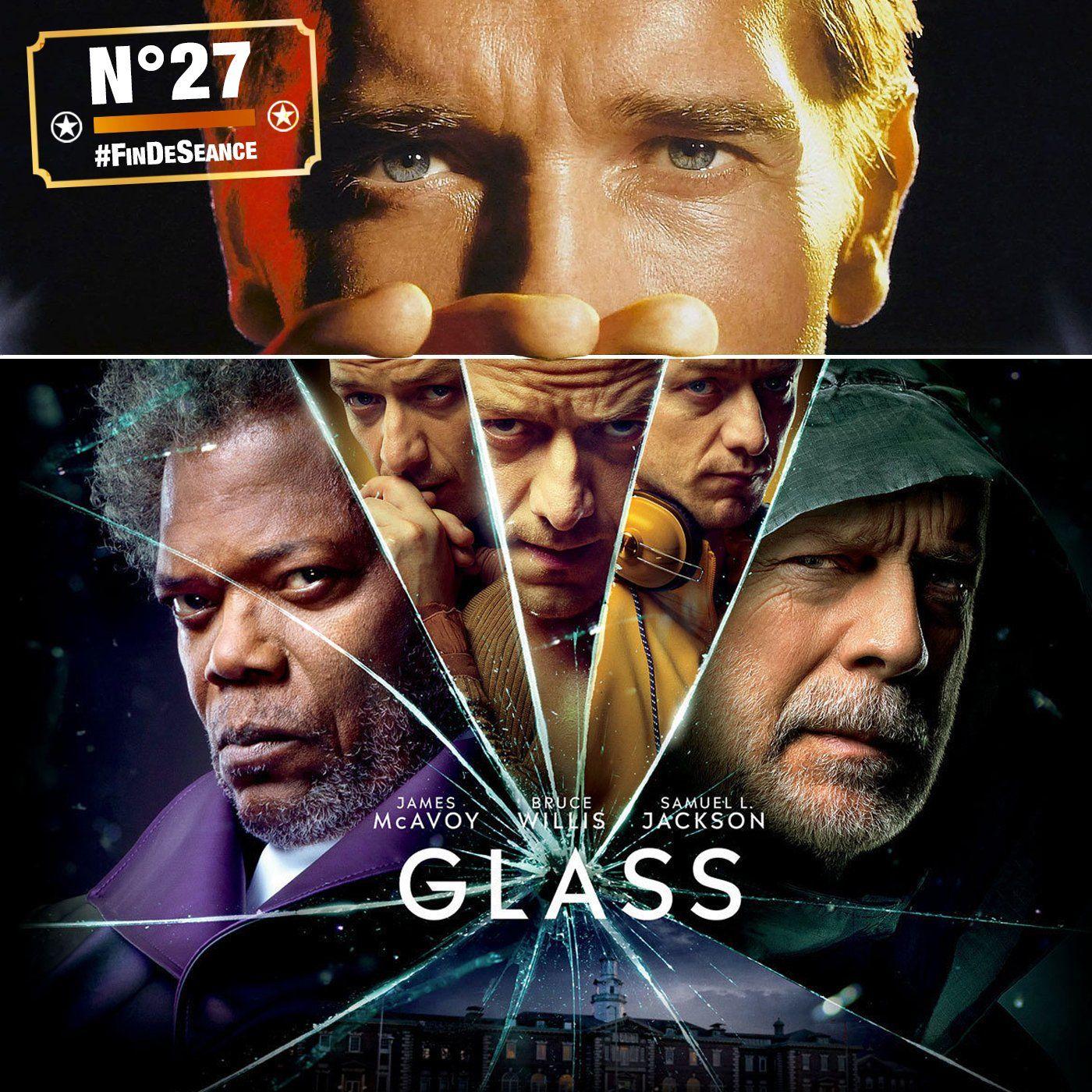 #27 GLASS et THE FRONT RUNNER : Le verre à moitié plein ?