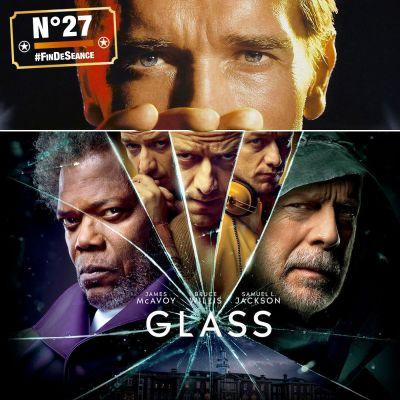 #27 GLASS et THE FRONT RUNNER : Le verre à moitié plein ? cover
