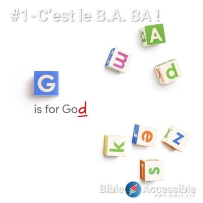 #1 - C'est le B.A. BA ! cover