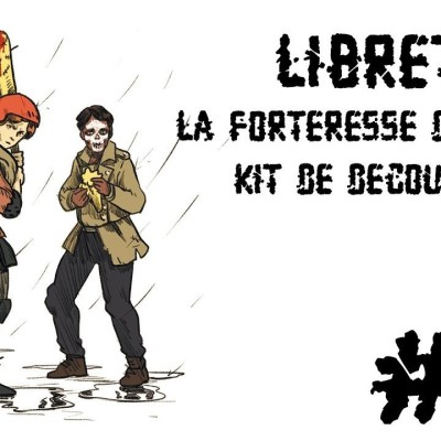 image [FR] JDR - Libreté 🌃 La Forteresse des Nuées - Partie 1