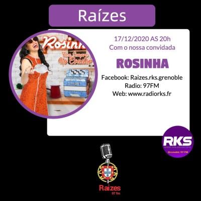 LUSOTIME - Emission du 17/12/2020 avec a Rosinha cover