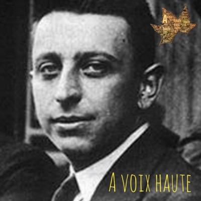 Robert Desnos - Dernier Poème. Conteur : Yannick Debain cover