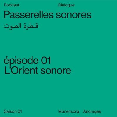 #1 - L'Orient sonore cover