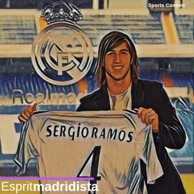 Sergio Ramos, une vie de Madridista (2005-2021) cover