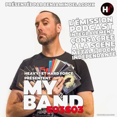 MyBand • Episode 3 Saison 3 cover