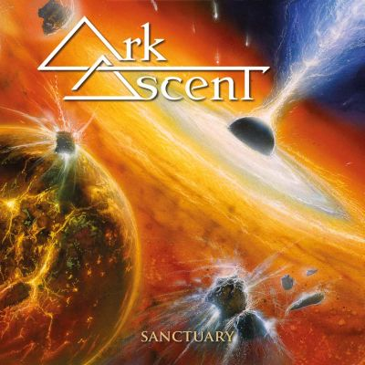 213Rock New Release Ark Ascent On Vinylestimes Classic Rock Radio 22 07 2019 cover