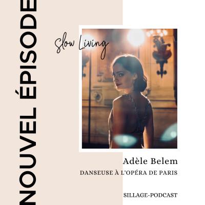 #25 Adèle Belem - Danseuse à l'opéra de Paris cover