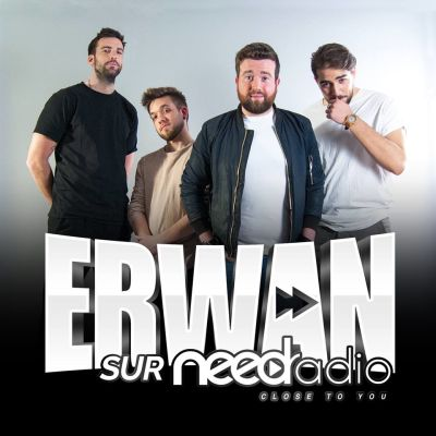 Erwan sur NEED Radio #6 (15/06/19) cover