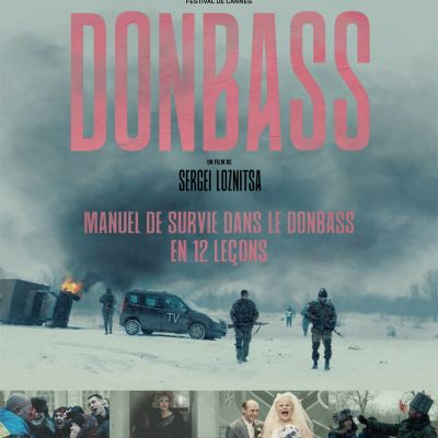 image CINE PARLER #8 | CRITIQUE DES FILMS DONBASS et AVANT L'AURORE | Bobo Léon