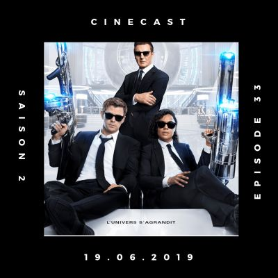 S02E33 - Men in Black : International, Le Daim & Child's Play cover