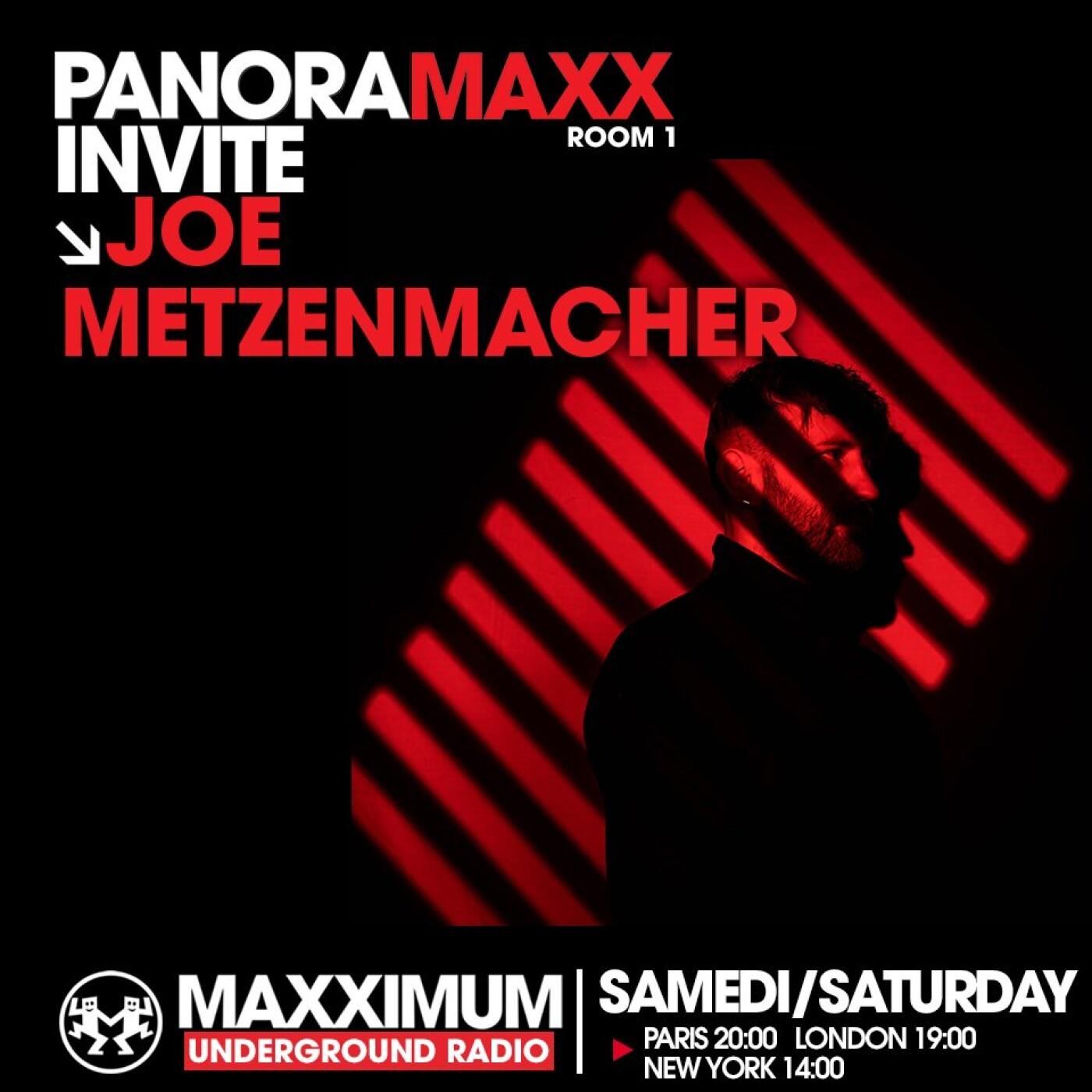 PANORAMAXX : JOE METZENMACHER