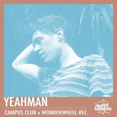 Yeahman | Campus Club cover