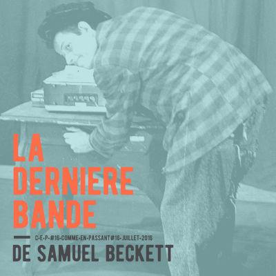 image La Dernière Bande, de Samuel Beckett
