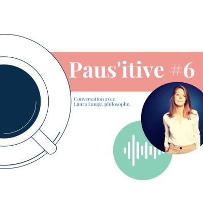 """Laura Lange : """"Ce qui est intéressant, c'est de prendre le temps comme un présent"""" cover"""