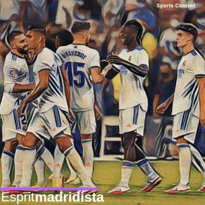 Un Esprit très français au Real Madrid ! cover