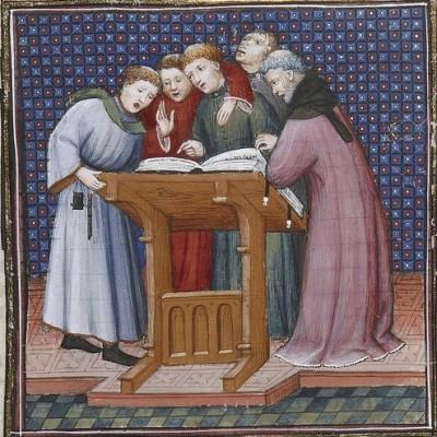 Qui écrivait et qui lisait au Moyen Âge? cover