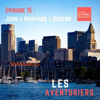 John, un franco-argentin qui fait ses études aux Etats-Unis dans le prestigieuse Université Harvard de Boston. cover