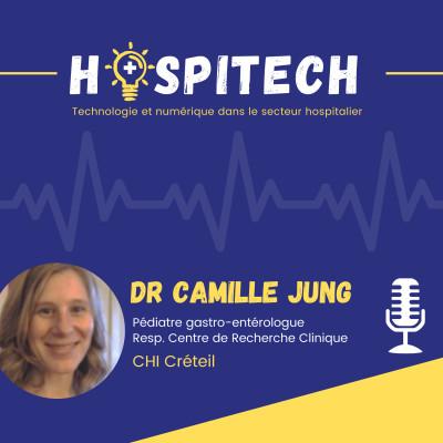 Dr Camille Jung - CHI Créteil - La science des données facteur de réussite des projets de recherche clinique cover