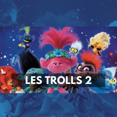Les Trolls 2 : Tournée mondiale cover