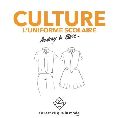 L'uniforme scolaire (culture #13) cover