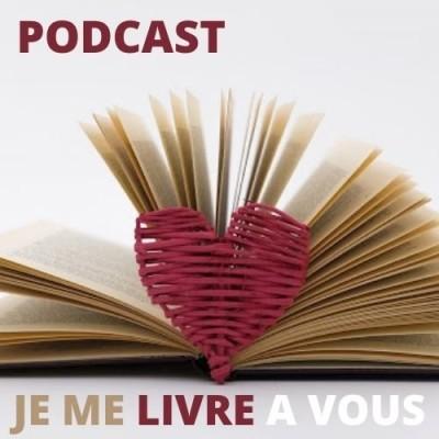 Podcast Je me LIVRE à vous #4 La boite de Pandore cover