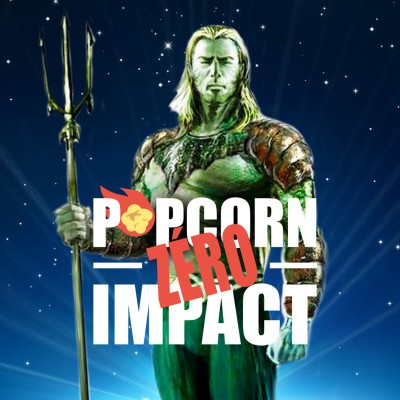 #038 - Popcorn Zero Impact - Justice League Mortal cover