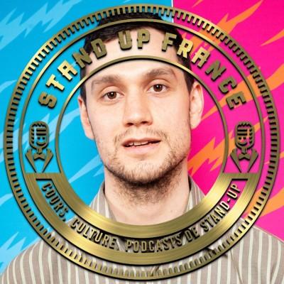 EP36 : Nick Nemeroff et la recherche de la blague parfaite feat. Cyril Hives