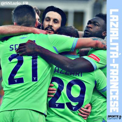 La Lazio gagne contre la Fiorentina et Parme + derby della Capitale cover