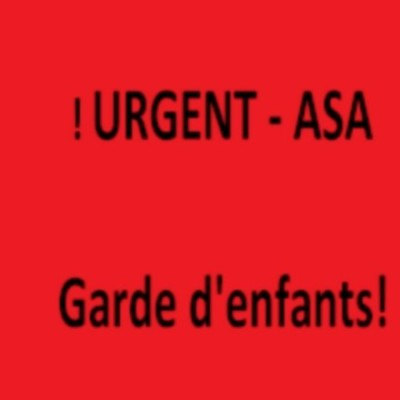 ASA pour garde d'enfant et congés annuels (confinement 3) cover