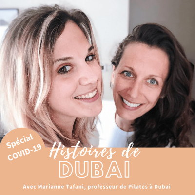 #2 – De la politique au Pilates à Dubai avec Marianne Tafani cover