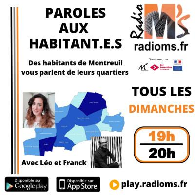 Paroles aux habitants #2 - Bas-Montreuil cover