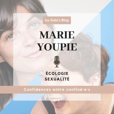 Marie Youpie - Ecologie, allaitement & sexualité cover