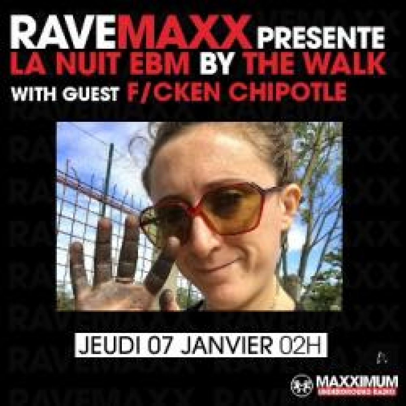 RAVEMAXX : F/CKEN CHIPOTLE