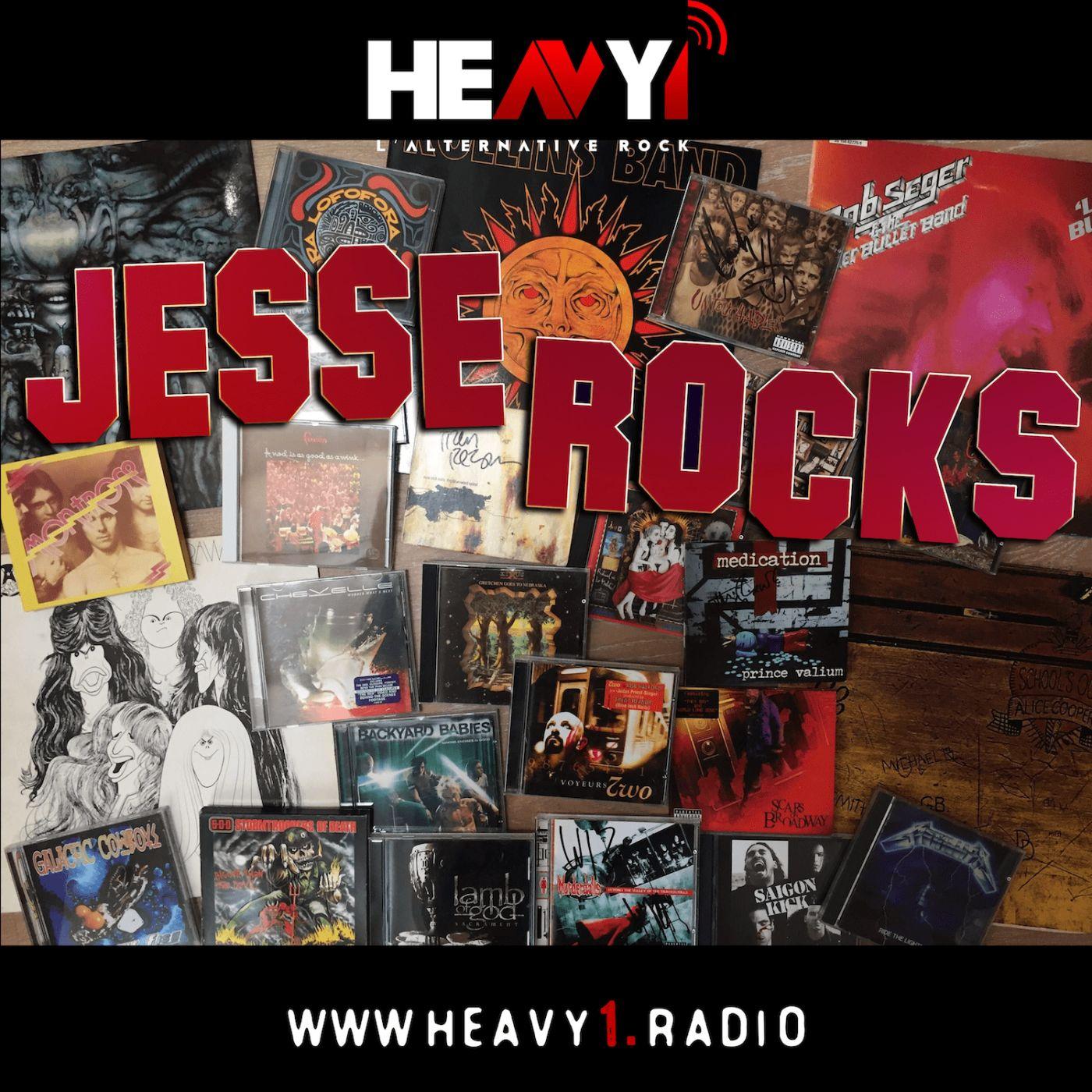 Jesse Rocks #20