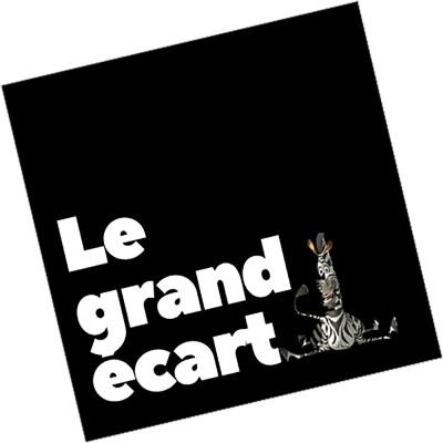 """Le grand écart #2 """"La synesthésie"""" cover"""