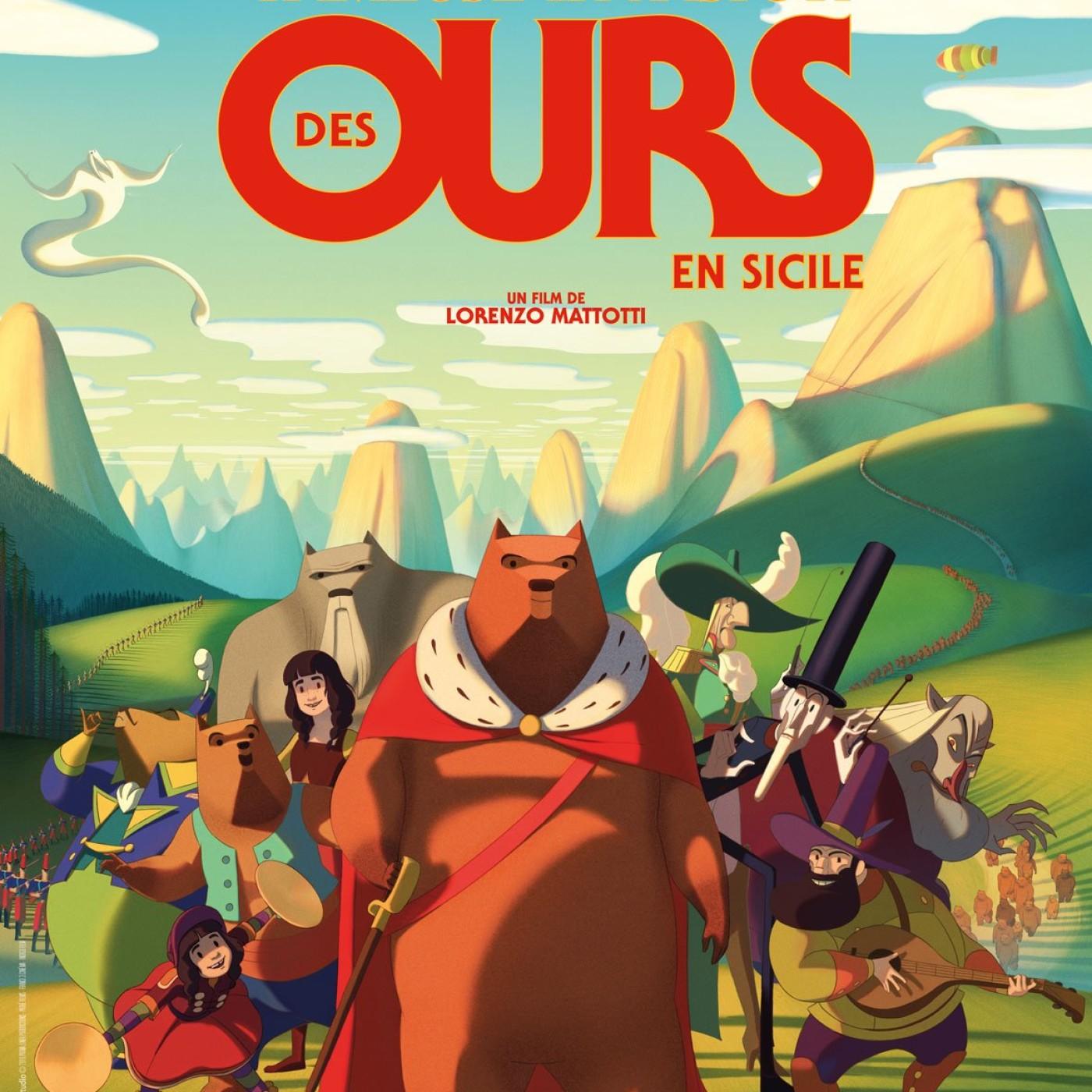 Critique Du Film LA FAMEUSE INVASION DES OURS EN SICILE | Cinémaradio