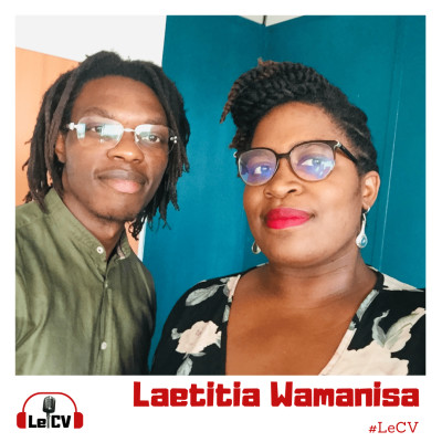 #18. Laetitia Wamanisa, Wonder Waman ! cover