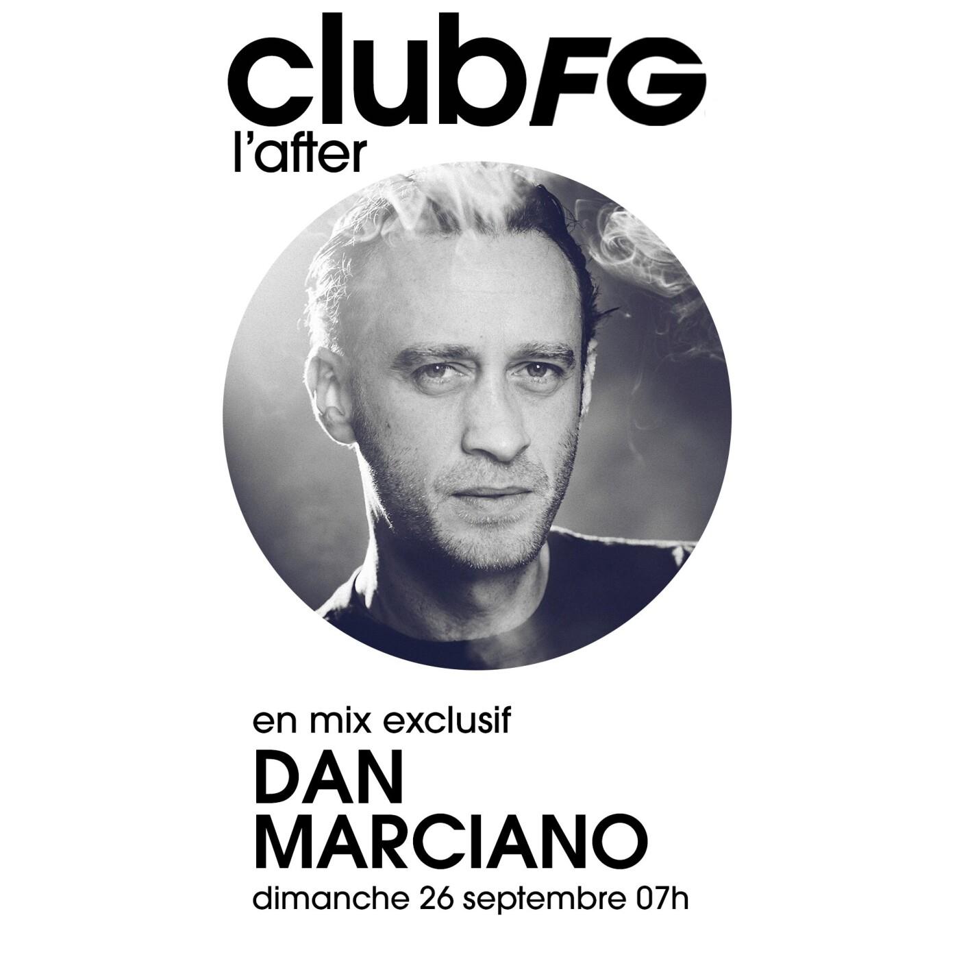 CLUB FG : DAN MARCIANO