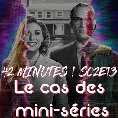 S02E13 - le cas des mini-séries cover