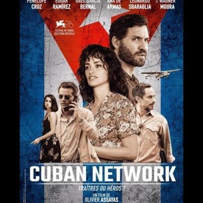 image Critique du Film CUBAN NETWORK