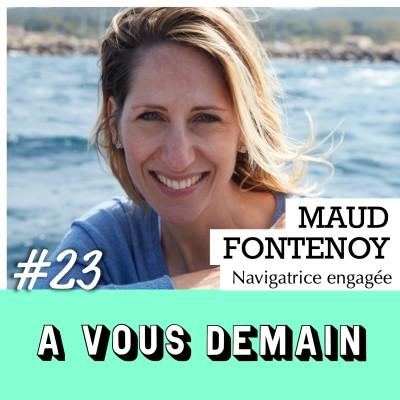 #23 l Maud Fontenoy : l'Atlantique à la rame cover