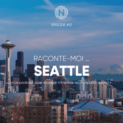 Raconte-moi ... Seattle aux USA cover