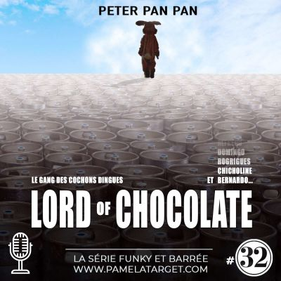 image PTS01E32  LORD of CHOCOLATE