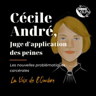 Cécile André, juge d'application des peines : les nouvelles problématiques carcérales cover