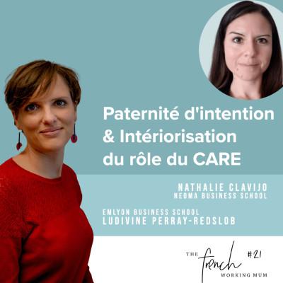 #21 - Ludivine & Nathalie - Intériorisation du rôle du Care et paternité d'intention cover