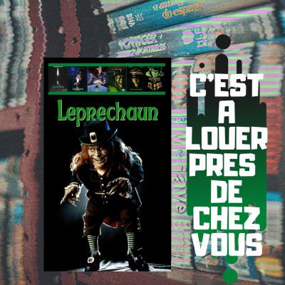 C'est à louer près de chez vous : Leprechaun, du 1er au 6ème film cover