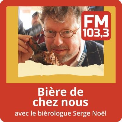 Image of the show Bière de chez nous, avec le bièrologue Serge Noël au FM 103.3