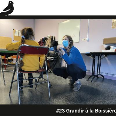 #23 Grandir cover